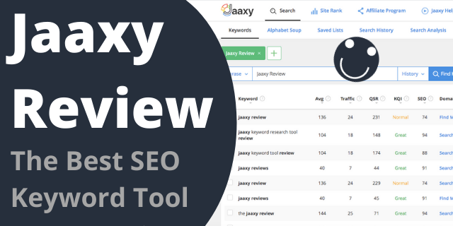 Jaaxy Review - The Best SEO Keyword Tool