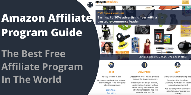 Amazon Affiliate Program Guide - The Best Free Affiliate Program In The World