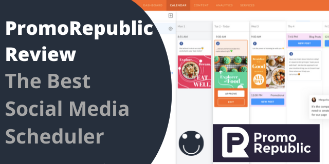 PromoRepublic Review – The Best Social Media Scheduler