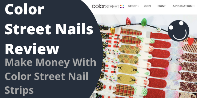 Color Street Nails Review – Make Money With Color Street Nail Strips