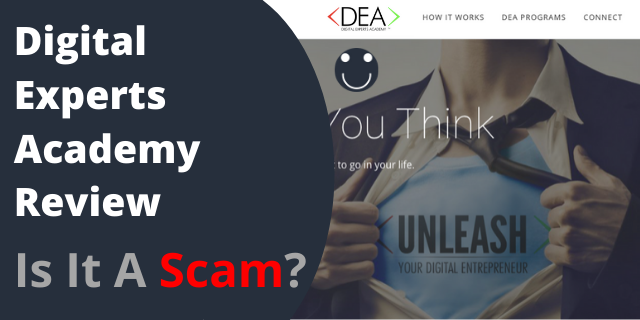 Digital Experts Academy Review - Is It A Scam?