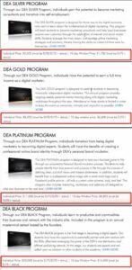 Digital Experts Academy Review - Four membership of DEA