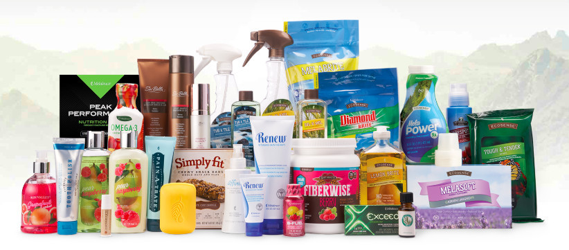 Melaleuca's products