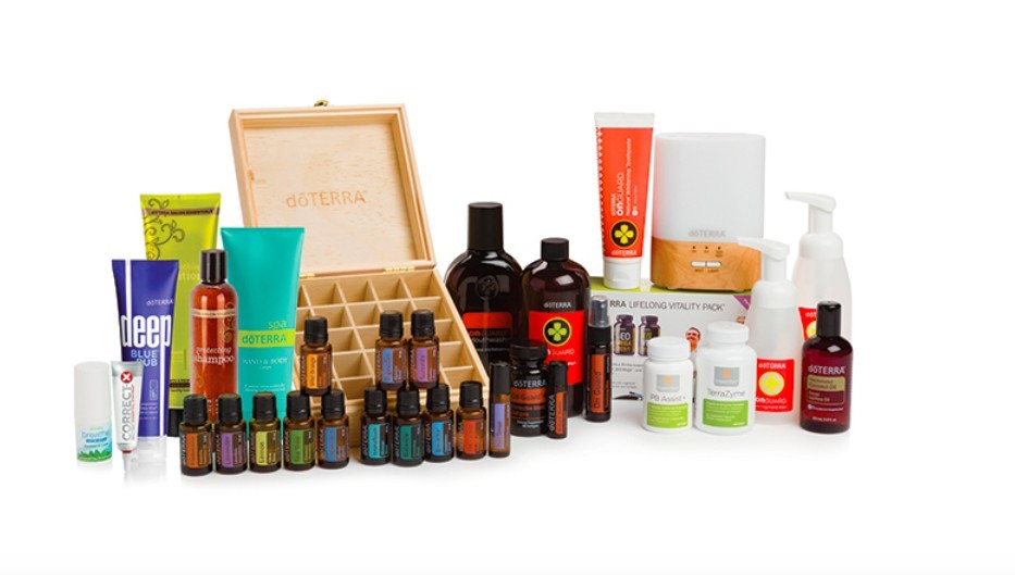 doTERRA Essential Oils Review - Product Image