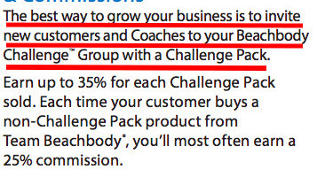 Is Beachbody A Pyramid Scheme? - Focus on Recruitments