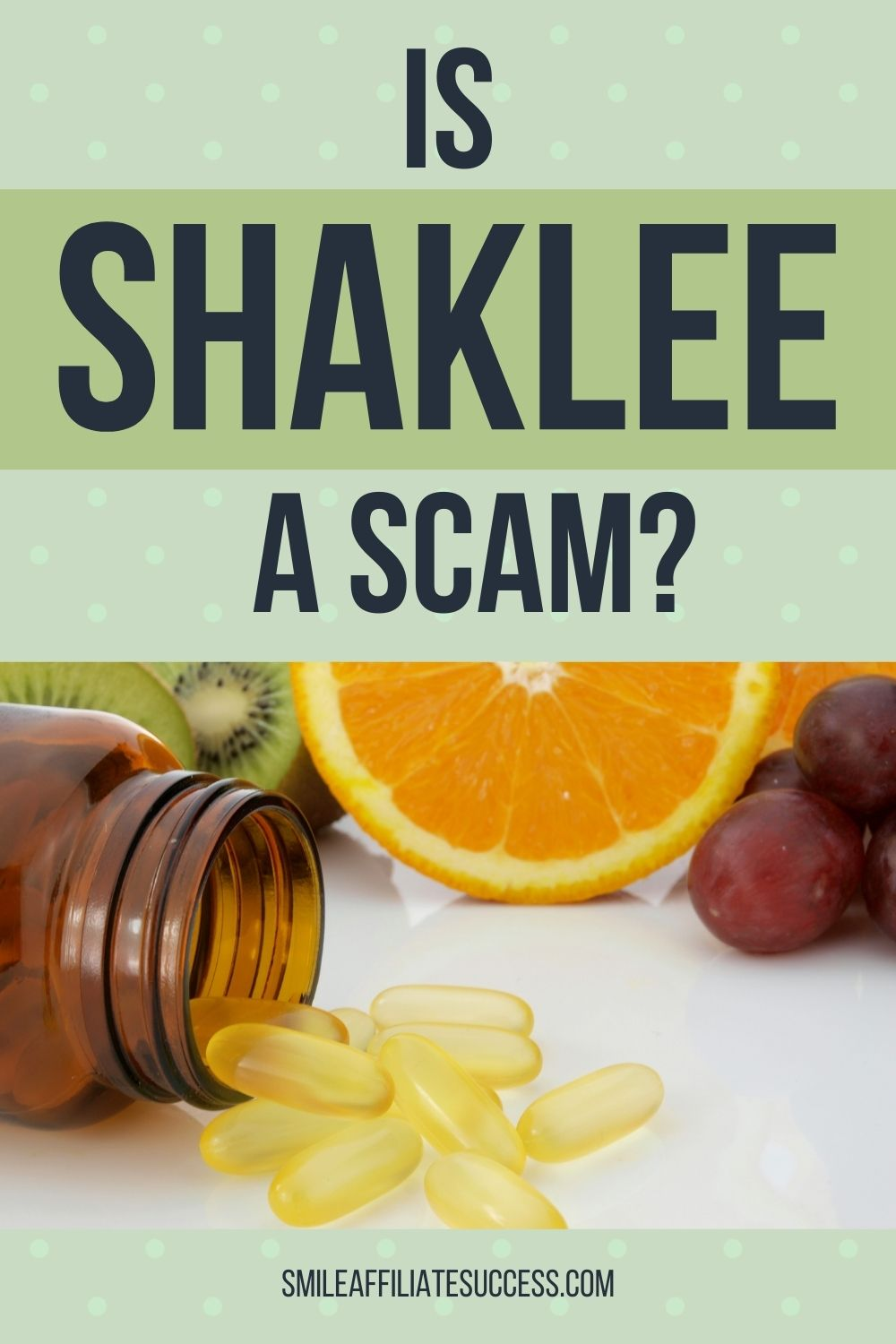 Is Shaklee A Scam?