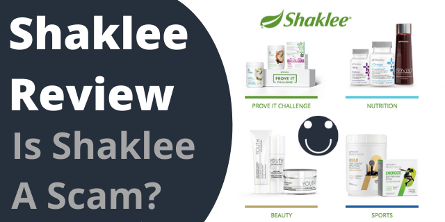 Shaklee Review - Is Shaklee A Scam?