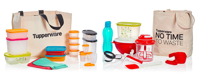 Tupperware products