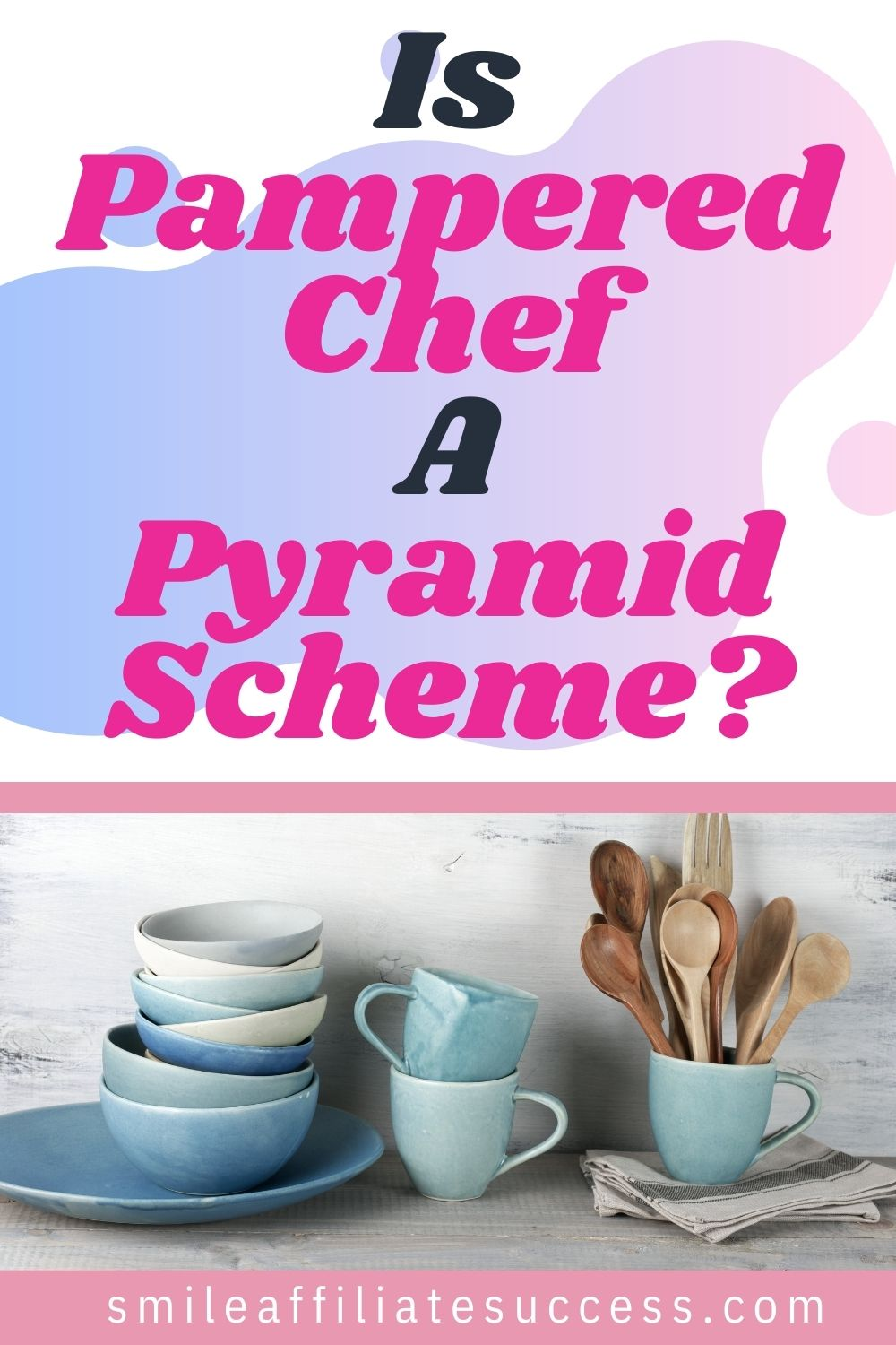 Is Pampered Chef A Pyramid Scheme?