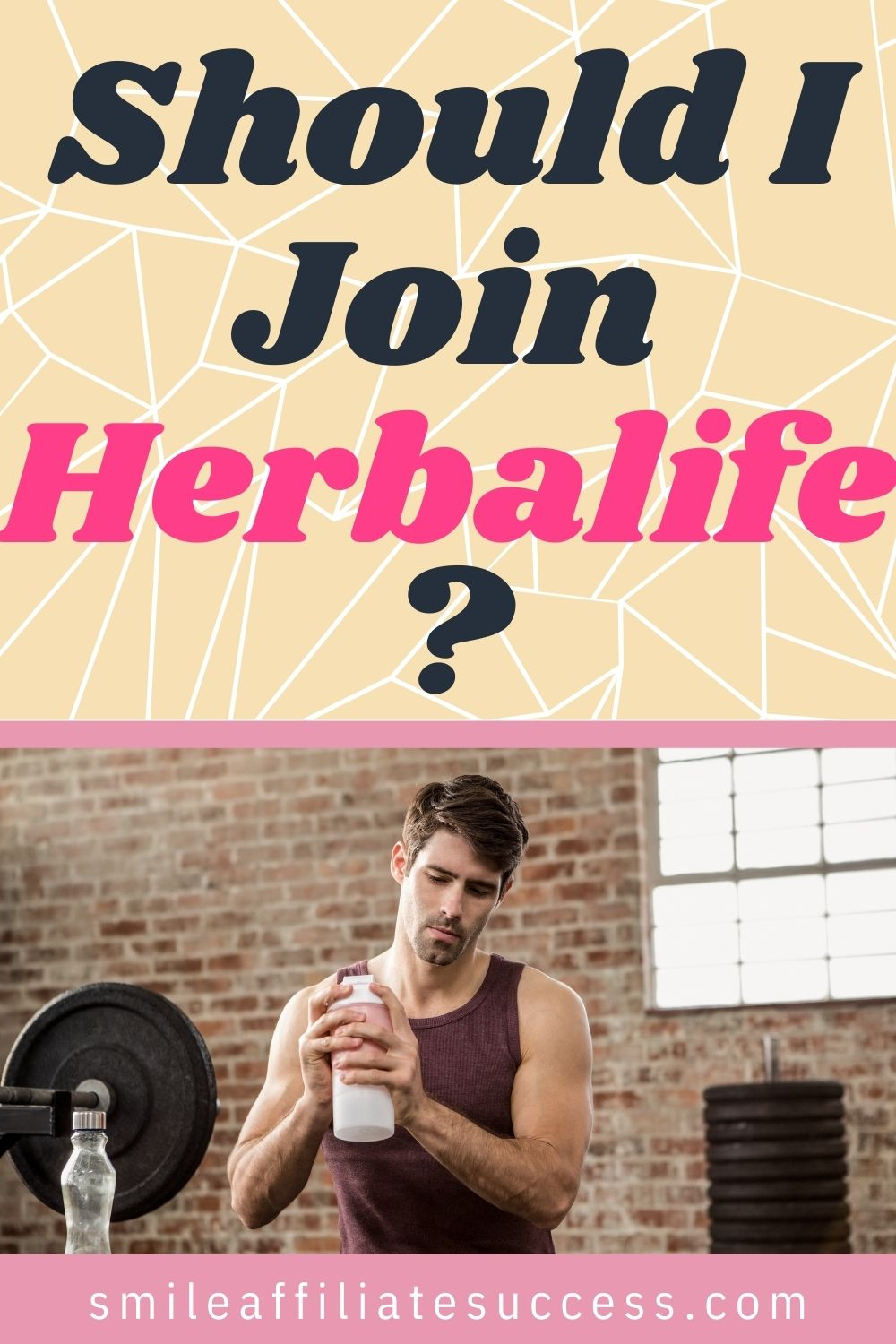 Should I Join Herbalife?