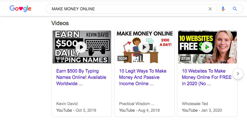How To Find Your Niche? - use Google Instant to know how competitive it is for your niche and the related keywords.