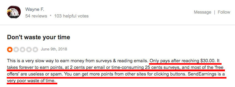 Is SendEarnings A Scam? - SendEarnings Complaints