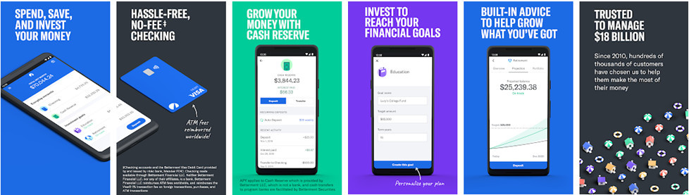Betterment Review - Betterment App
