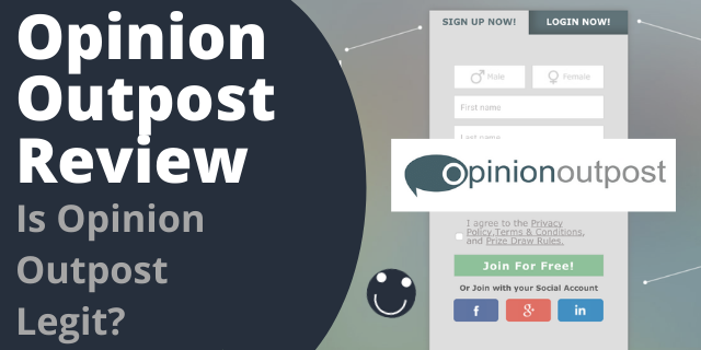 Is Opinion Outpost Legit?