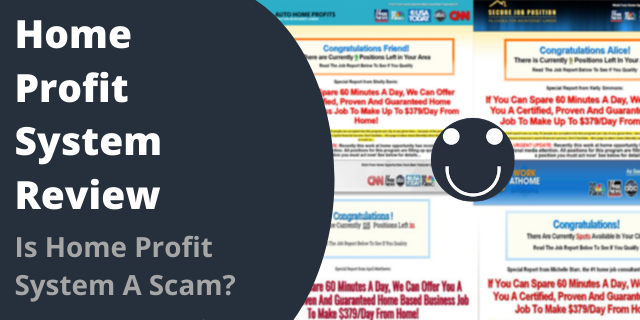 Is Home Profit System A Scam?