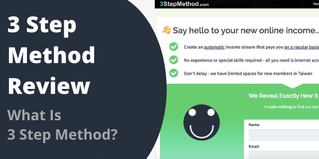 What Is 3 Step Method?