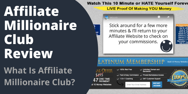 What Is Affiliate Millionaire Club?