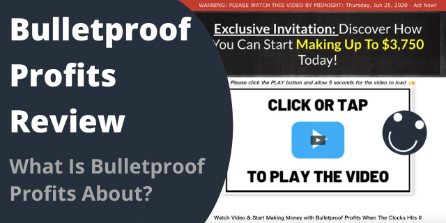 What Is Bulletproof Profits About?