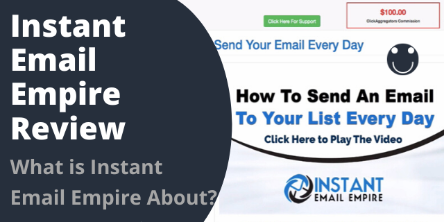 What Is Instant Email Empire About?