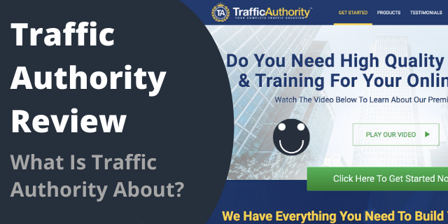 What Is Traffic Authority About?