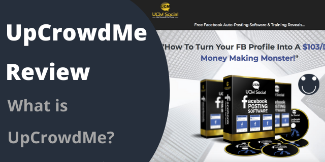 What Is UpCrowdMe?