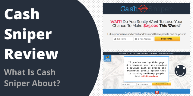 What Is Cash Sniper About?