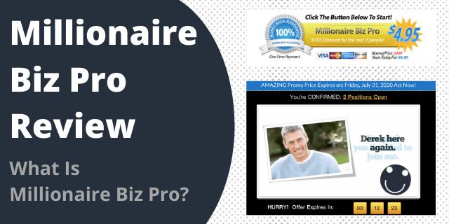 What Is Millionaire Biz Pro?