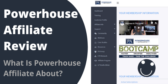 What Is Powerhouse Affiliate About?
