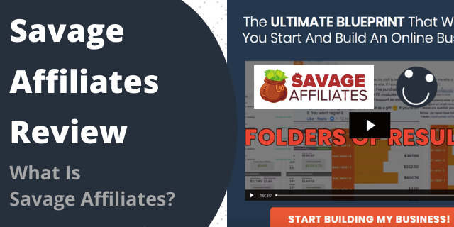 What Is Savage Affiliates?