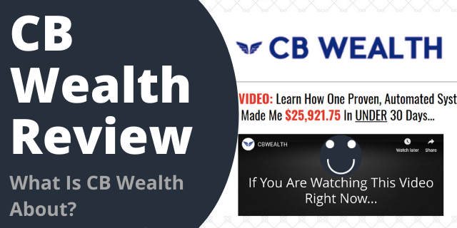 What Is CB Wealth About?