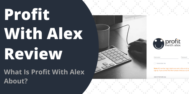 What Is Profit With Alex About?