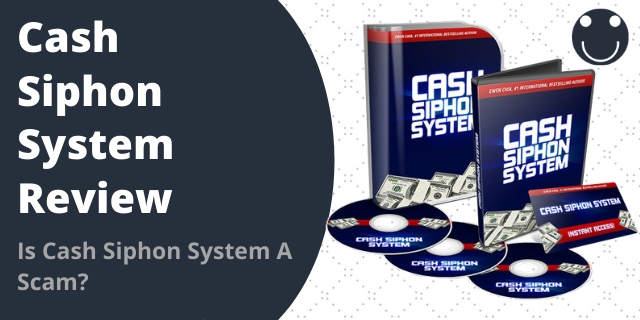 Cash Siphon System Review