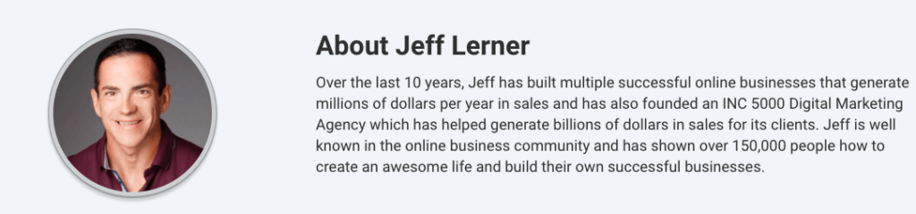 Is 6 Steps To Freedom A Scam? - Jeff Lerner