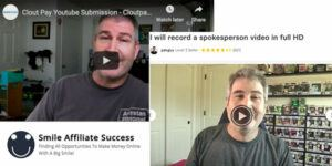 What Is Paid4clout About? - Fake video Testimonial