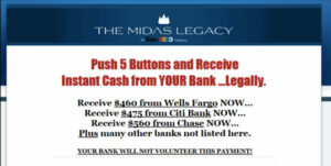 What Is Midas Legacy? - Misleading Claims