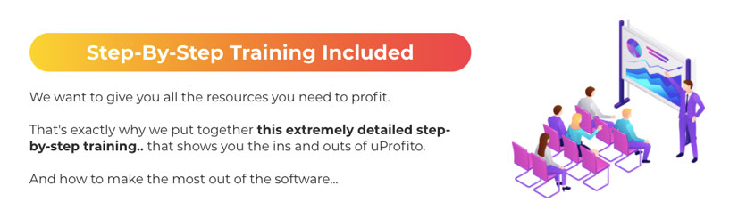 What Is uProfito? - Step By Step Training Included