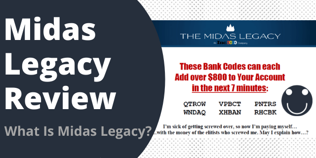 What Is Midas Legacy?