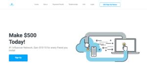 What Is CashOG? - CashOG's landing page