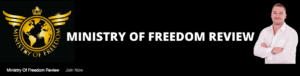 What Is Ministry of Freedom? - Jono Armstrong