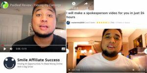 What Is PaidLeaf? - Fake Testimonial