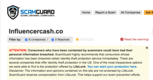What Is Influencer Cash? - Personal Data Breached