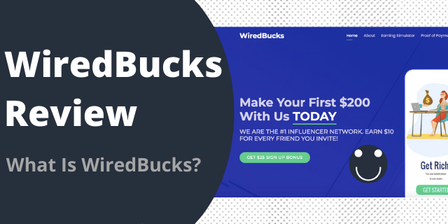 What Is WiredBucks?