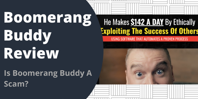 Is Boomerang Buddy A Scam?