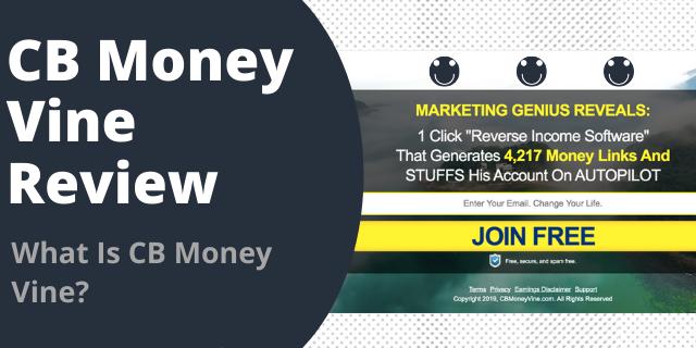 What Is CB Money Vine?