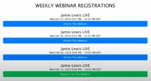 Is Wealthy Agency A Scam? - Jamie's weekly webinars