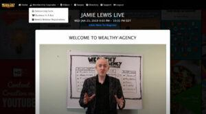 Is Wealthy Agency A Scam? - Member'a area