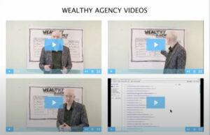 Is Wealthy Agency A Scam? - tutorial videos