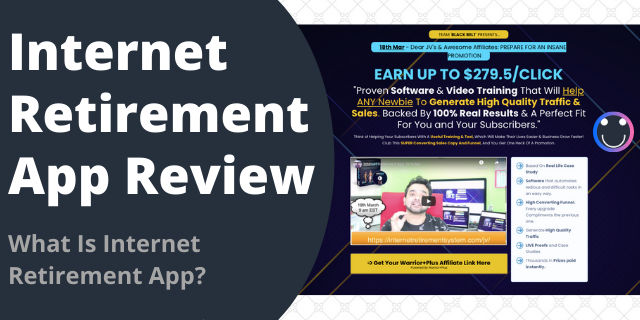What Is Internet Retirement App?