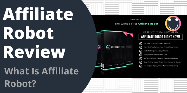 What Is Affiliate Robot?