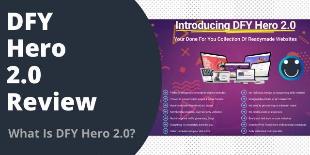 What Is DFY Hero 2.0?